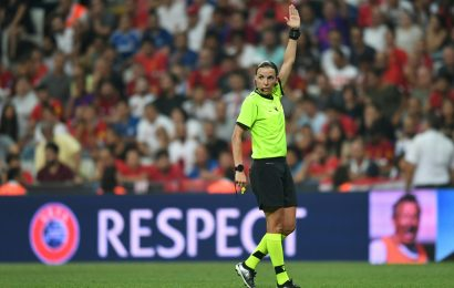 UEFA Champions League gets its first female referee