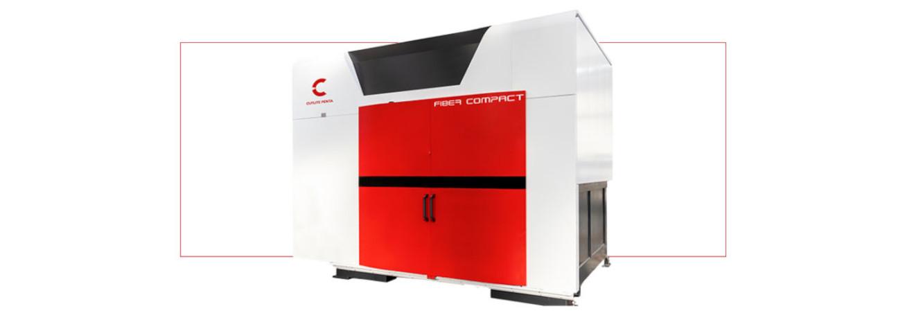 FIBER COMPACT macchina taglio laser 3d in vendita da Betto Macchine srl
