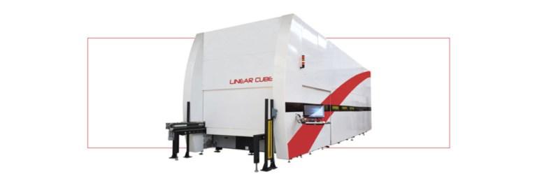 LINEAR CUBE macchina taglio laser 3d in vendita da Betto Macchine srl