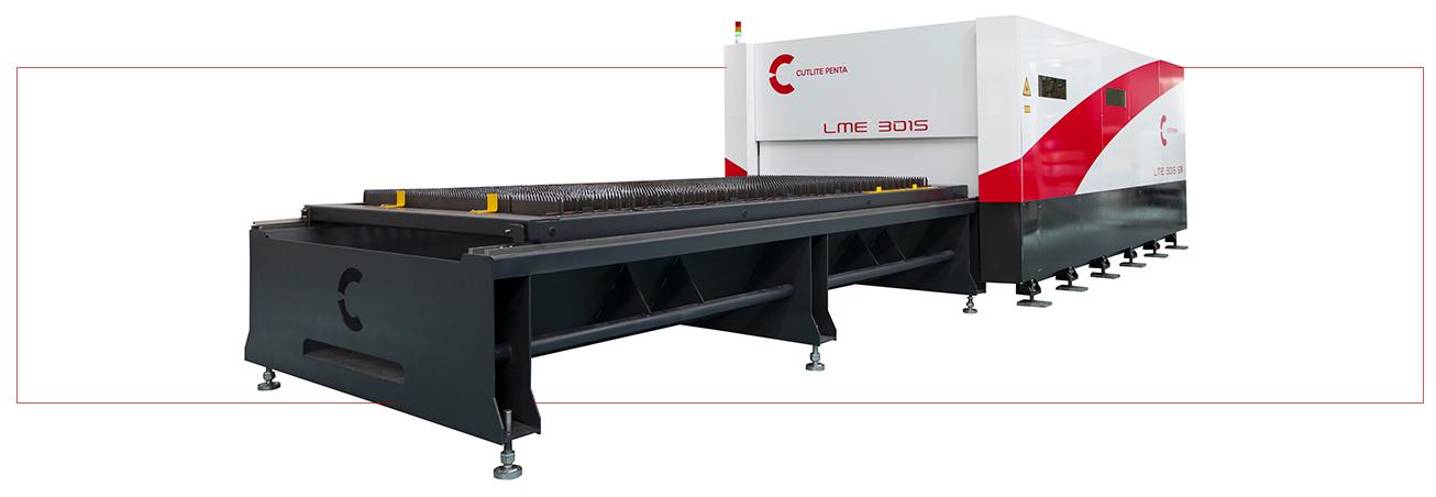 Fiber LME macchina taglio laser 2D in vendita da Betto Macchine srl