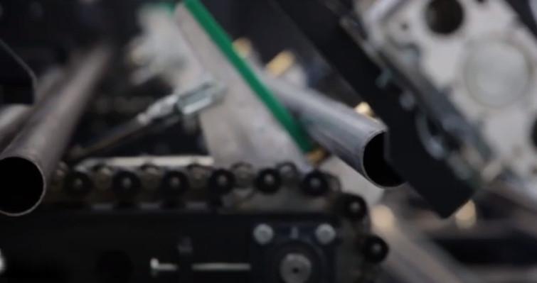 macchine per taglio laser tubi in vendita da Betto Macchine srl