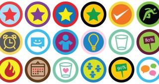 Alcuni Badge di esempio