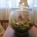 A Christmas Terrarium Betty Crafter