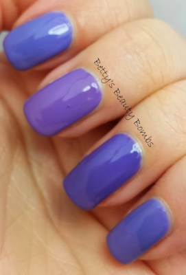 China Glaze What a Pansy Swatch