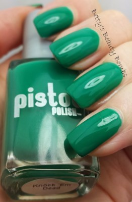 Pistol Polish March 2014