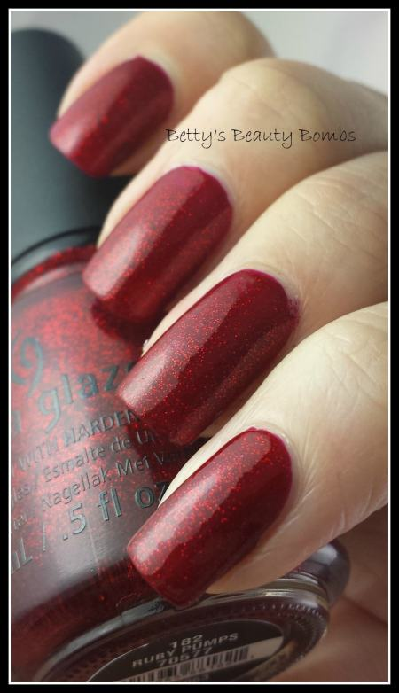 China-Glaze-Ruby-Pumps