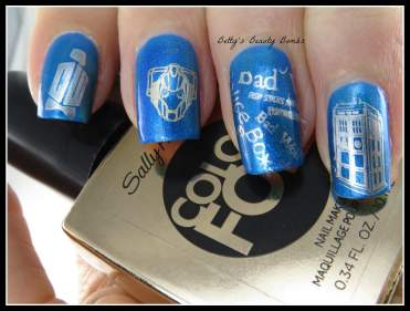 Doctor-Who-Nail-Art