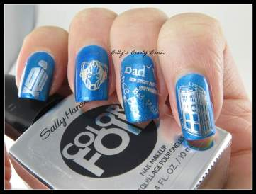 Dr-Who-Nail-Art
