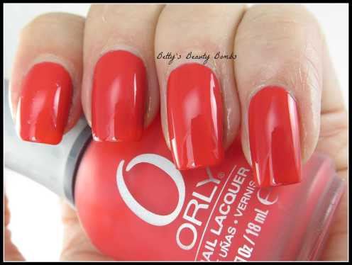 Orly-Retro-Red