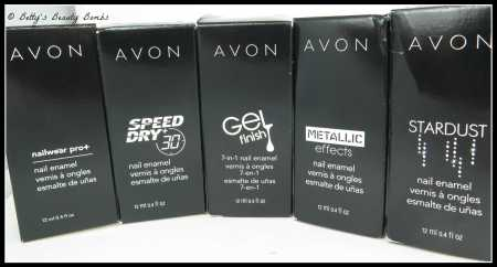 Avon-Nail-Polish-Review