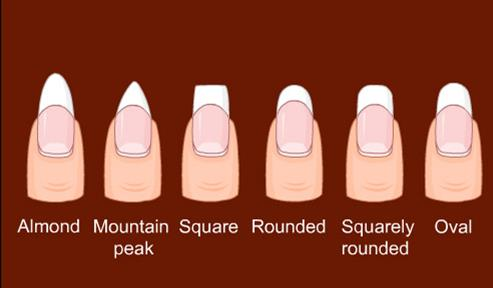 Different Nail Designs And Colors