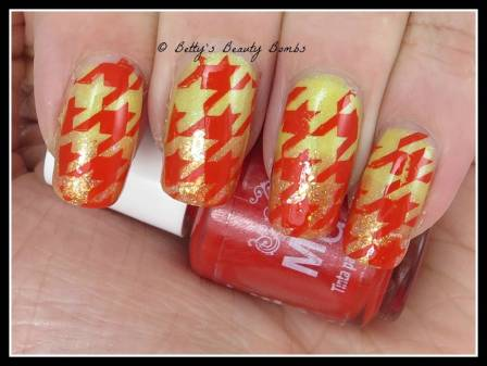 red-orange-and-gold-nail-art
