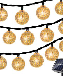 Moroccan Light String