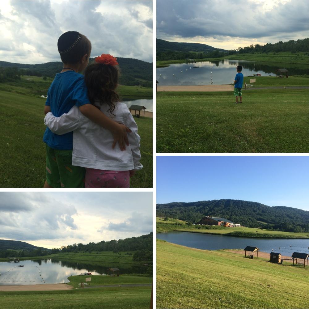 the lake at hope lake lodge