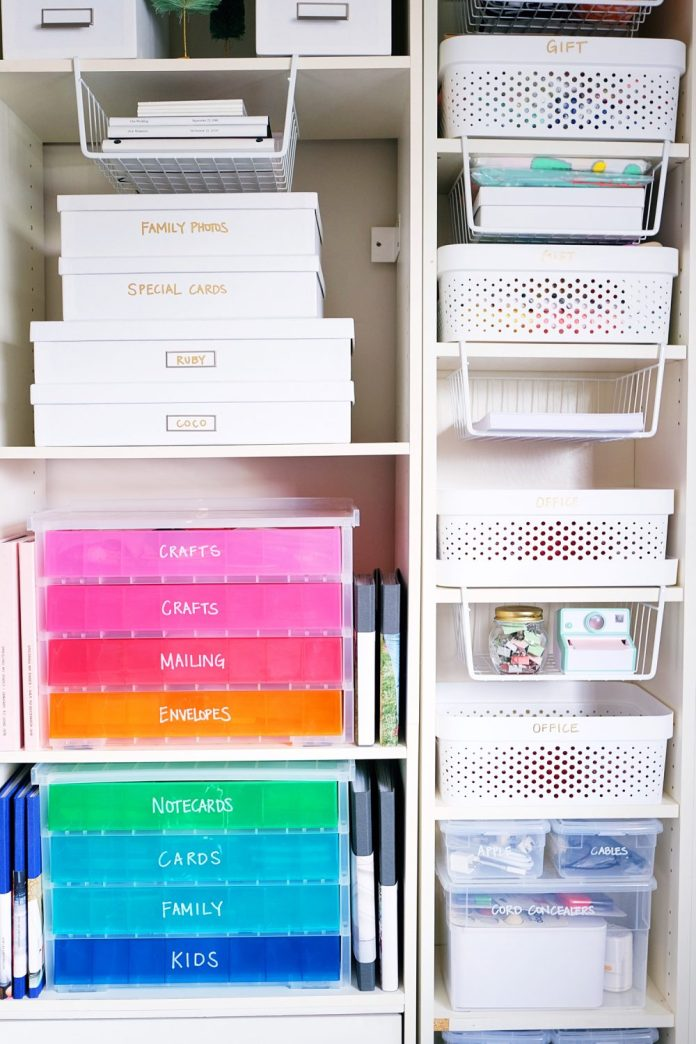 the home edit how to organize closets