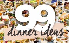 99 Dinner Ideas. Kosher Dinner ideas for the frum jewish woman. What should I make for supper tonight?