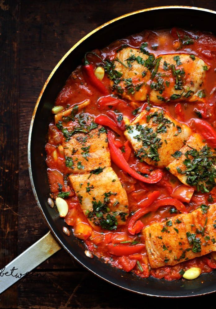 Raskin's Hallibut Fish Fillet Time for Flavor! This Moroccan Fish Dish is a Hit. It's a weekly dinner staple at my house. If you like flavor and a bit of heat, it might become one of yours too