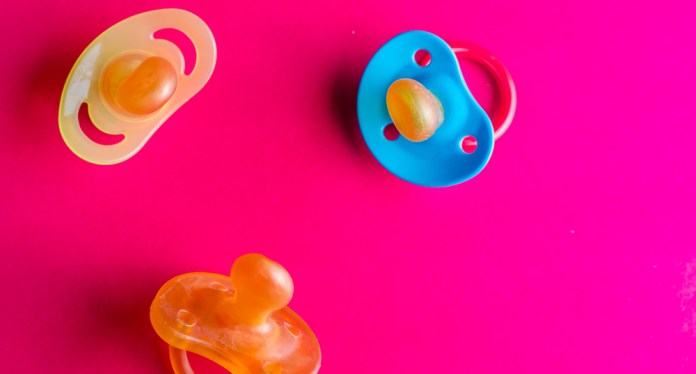 Where to Keep Things You Always Lose. Do you spend a lot of time looking for pacifiers? Loosing pacifiers?