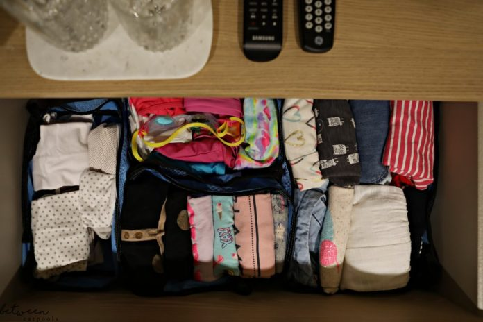 Is There a Way to Make Packing (and Unpacking) Easier? Yes! Have you ever packed all your clothing...in a packing cube?