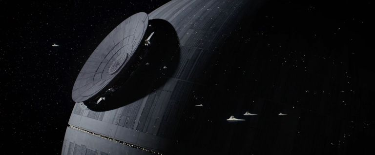 Rogue One: A Star Wars Story - Death Star