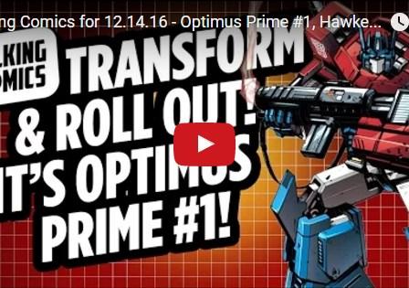 Talking Comics for December 14, 2016