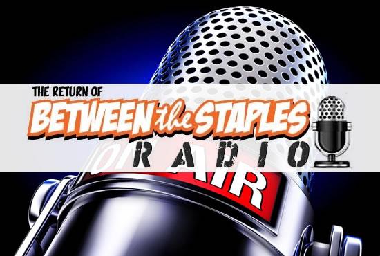 between the staples radio show
