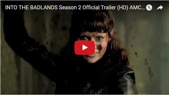 into the badlands season 2 trailer FEB 2017