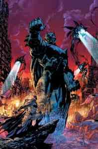 Dark Days: Forge #1 - Synder, Jim Lee