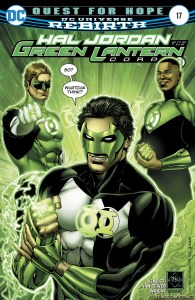 Hal Jordan & the Green Lantern Corps #17 - DC Comics