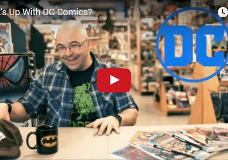 The Hartley Show - What is going on in DC Comics