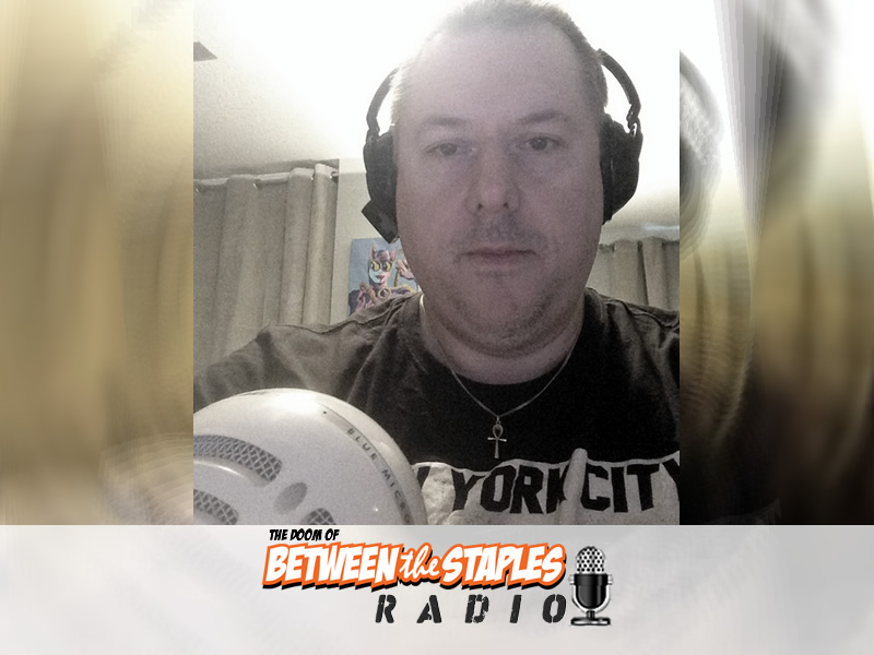 Between the Staples Radio Show - LIVE - April 12, 2017