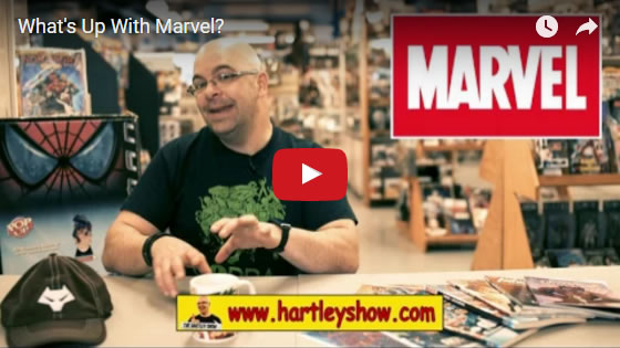 The Hartley Show - What's up with Marvel? April 2017
