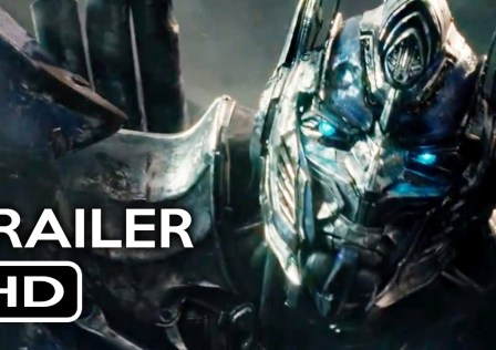 NEW Transformers 5: The Last Knight Trailer #3