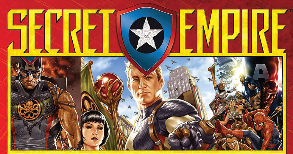 Marvel's Secret Empire Begins - Our Review - May 2017