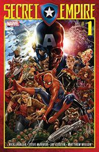 Marvel's SECRET EMPIRE Issue #1