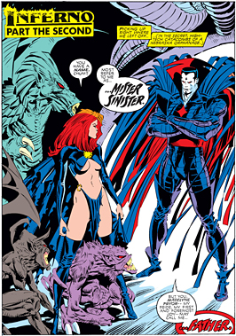Classic Madelyne Pryor / Goblin Queen