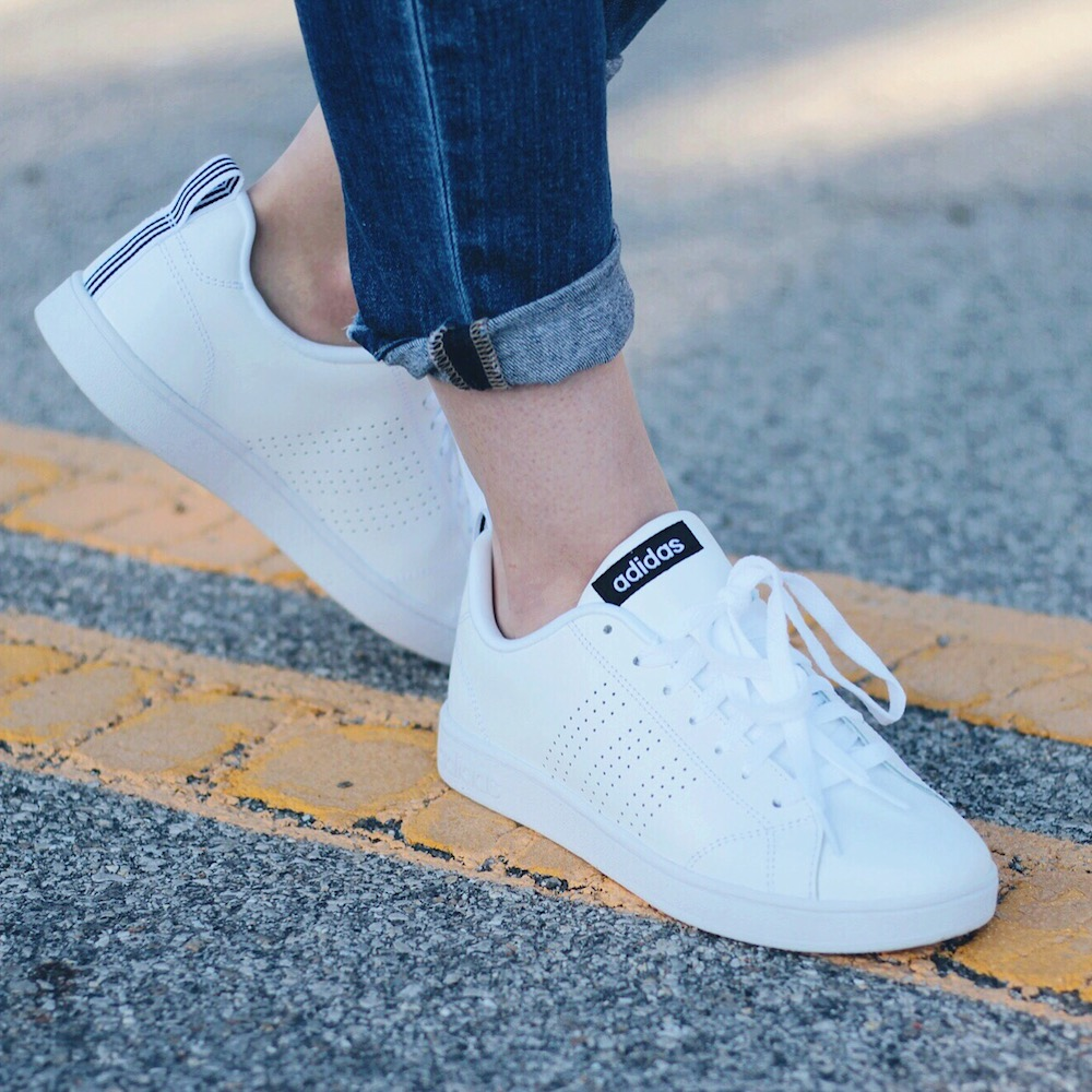 adidas sneakers street style