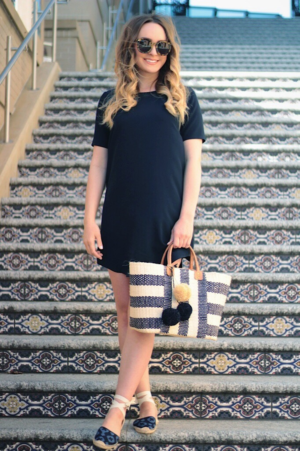 cupcakes and cashmere shift dress