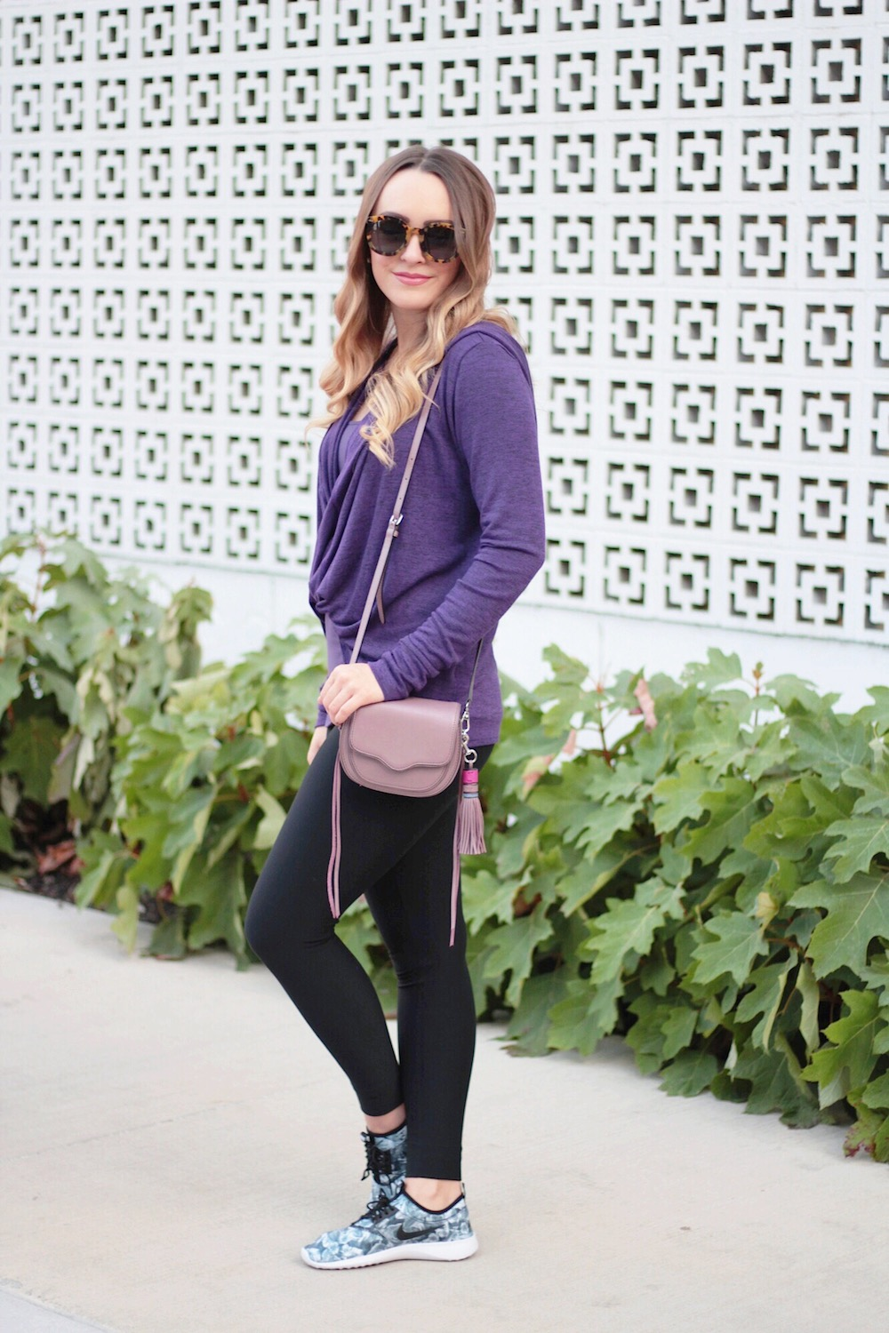 athleisure style rachel puccetti