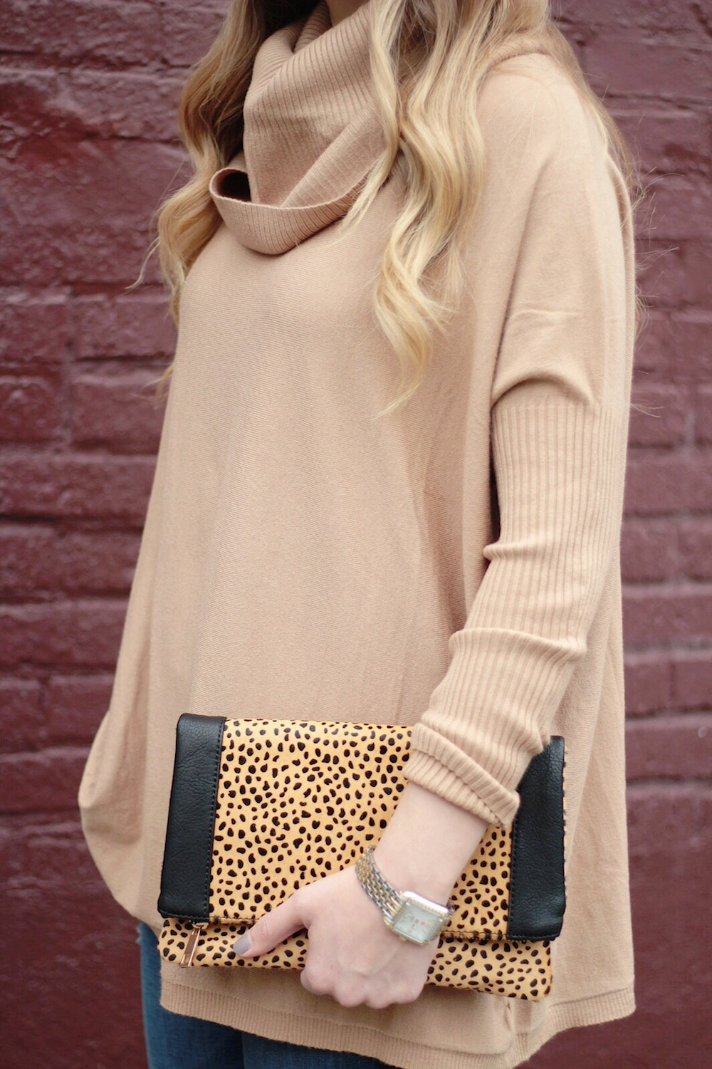 fall style cowl neck sweaters rachel puccetti between two coasts