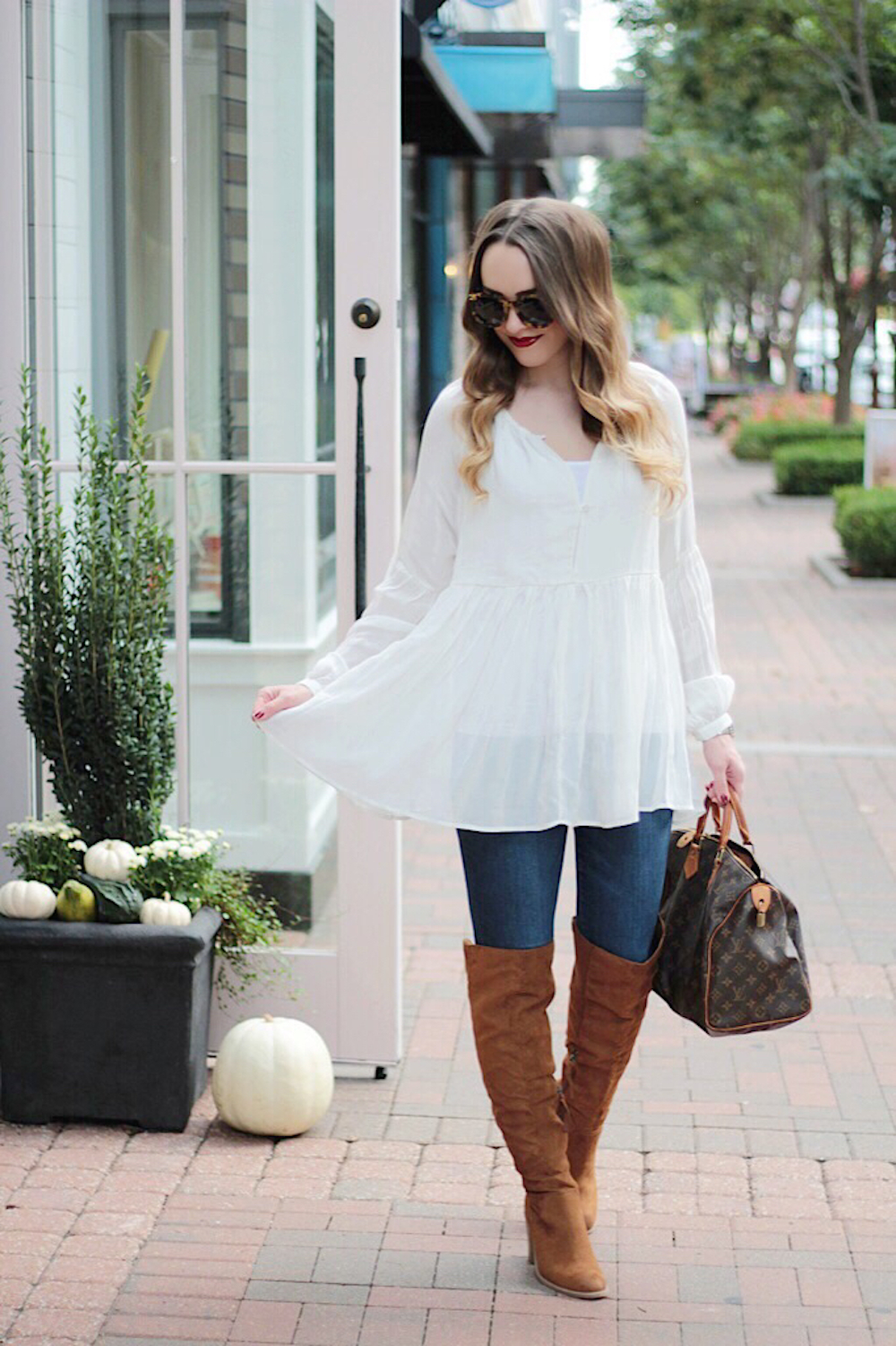 nordstrom sincerely jules cameron blouse