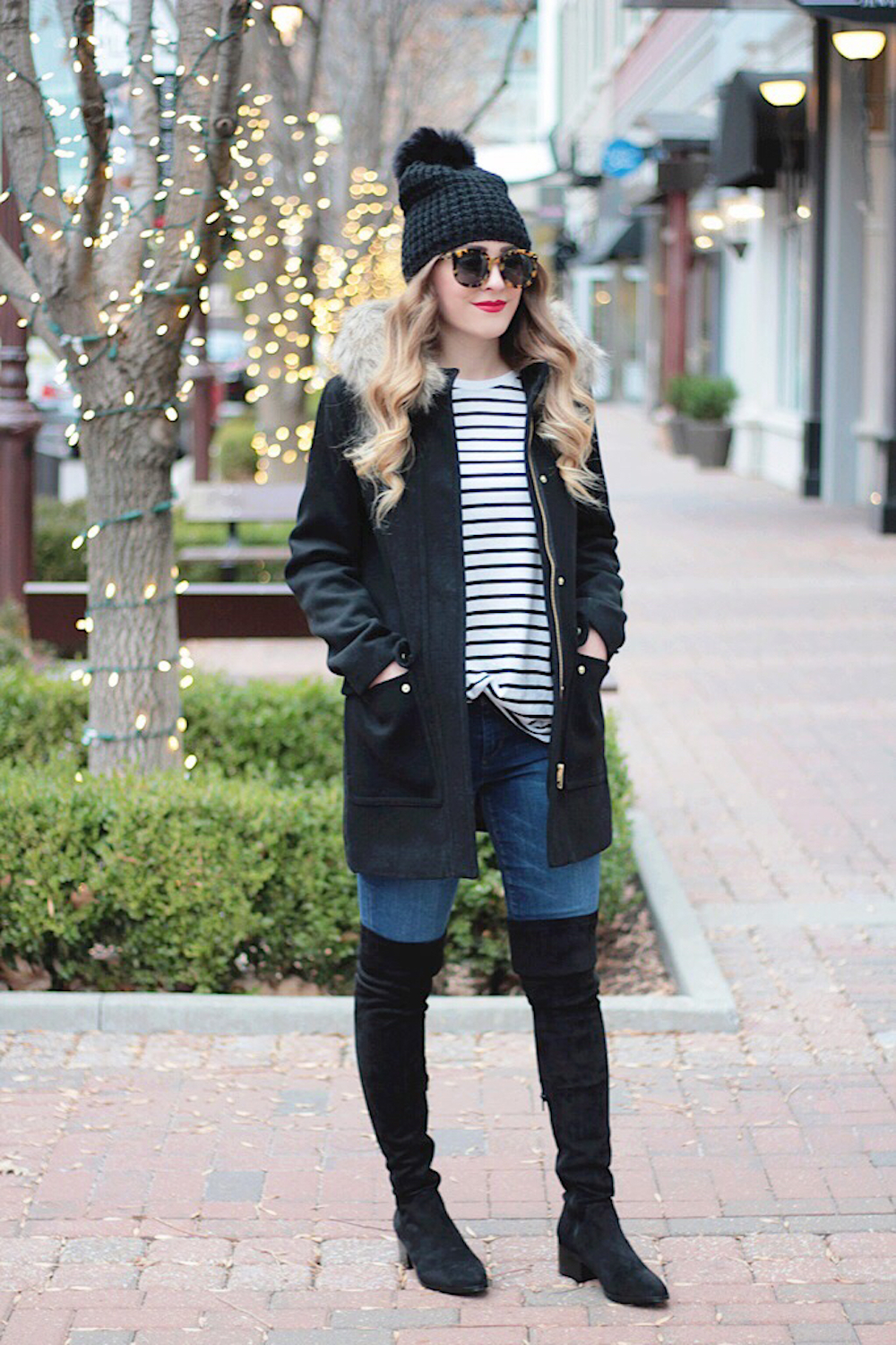 black winter wardrobe essentials rachel puccetti between two coasts