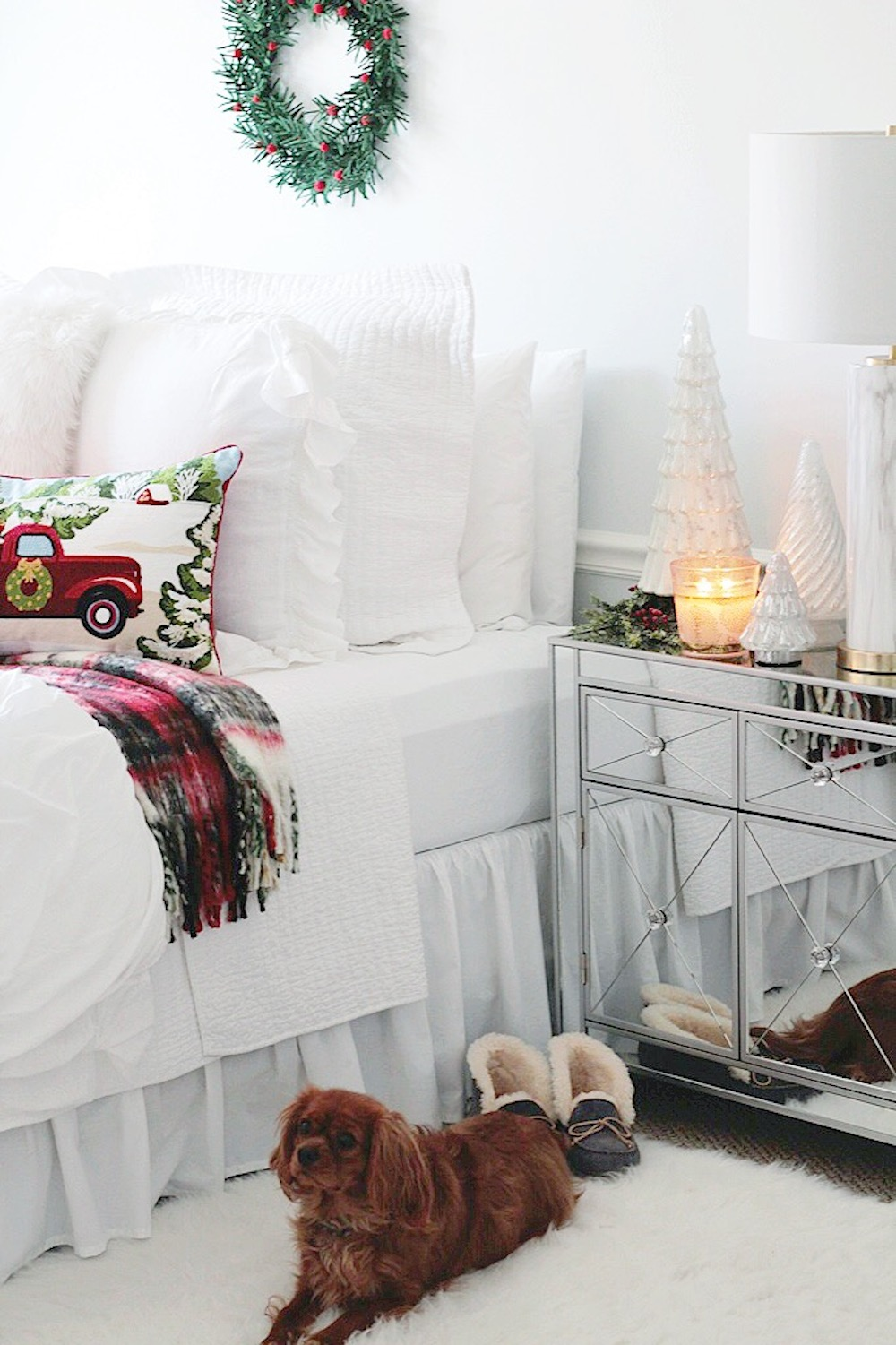 christmas room decor rachel puccetti between two coasts