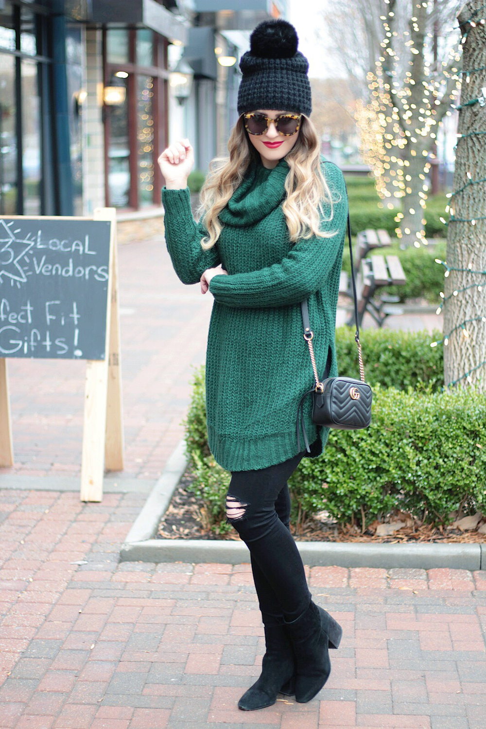 cozy oversized sweater under 30 rachel puccetti