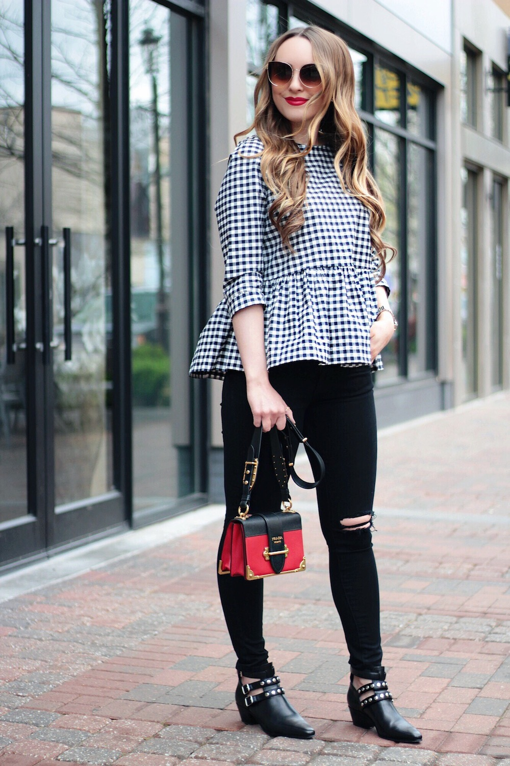 gingham obsession rachel puccetti between two coasts