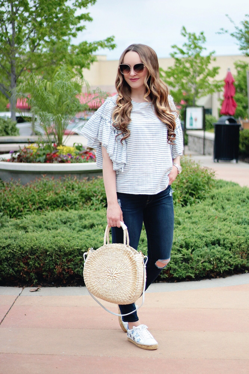 summer outfit ideas stars and stripes rachel puccetti