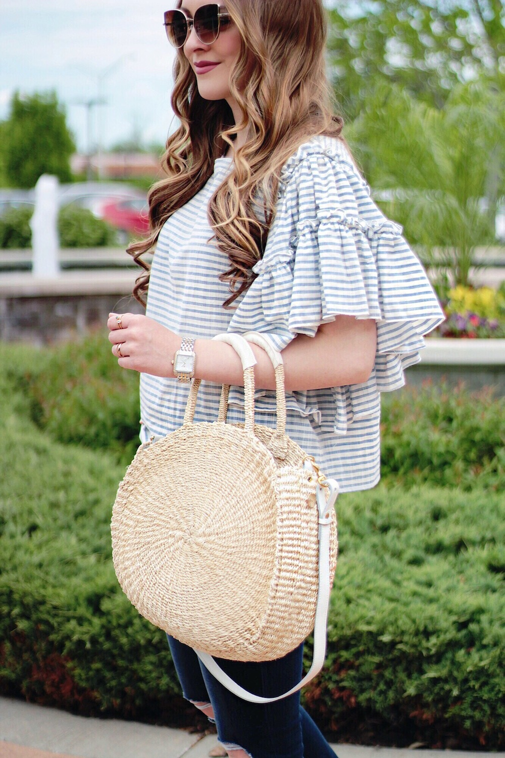 summer style straw totes rachel puccetti between two coasts