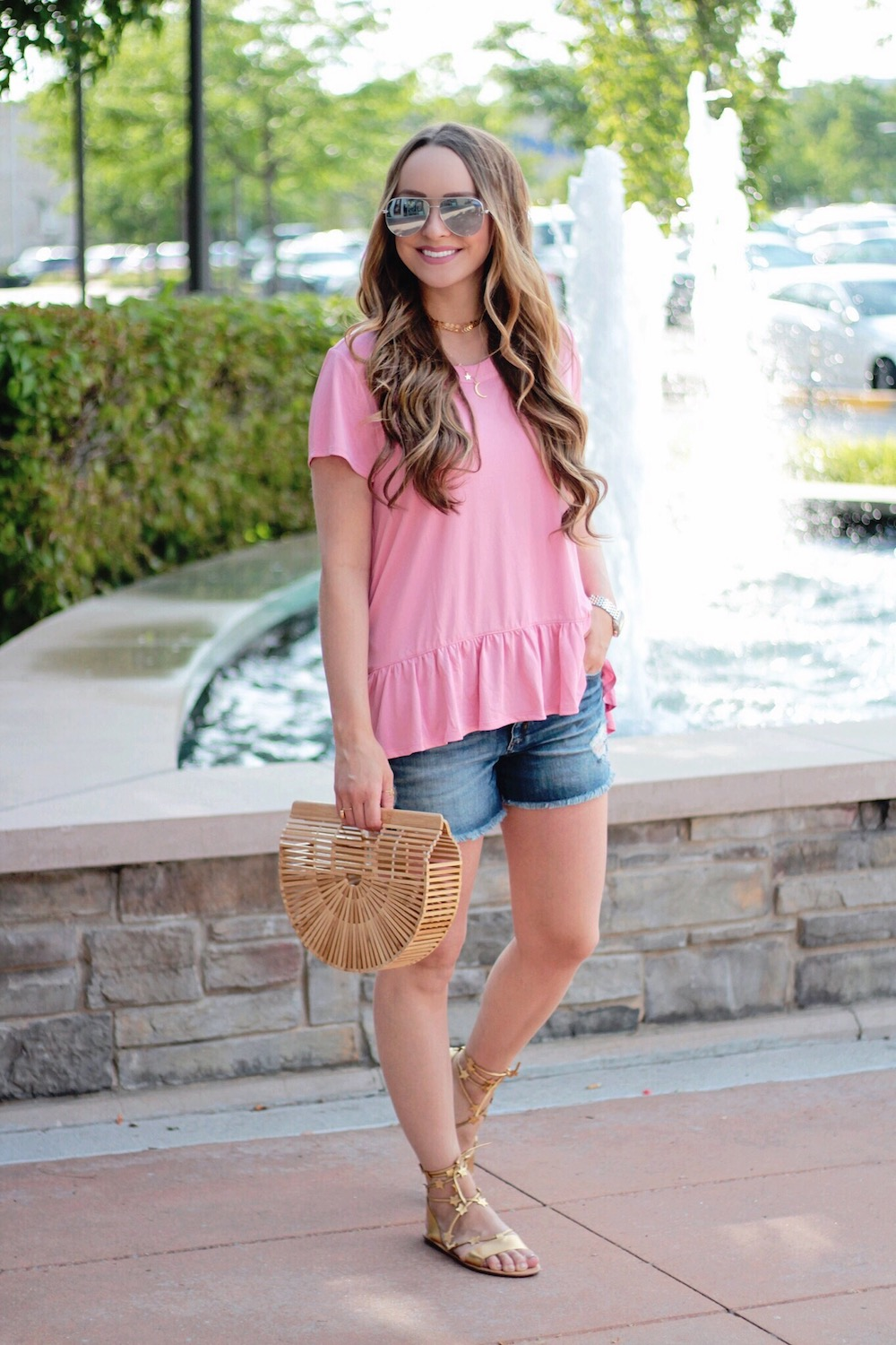 the perfect summer t-shirt rachel puccetti