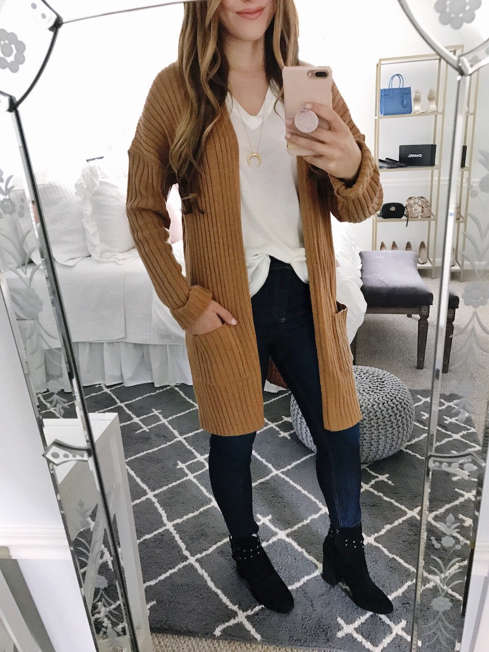 nordstrom anniversary sale outfit inspiration rachel puccetti