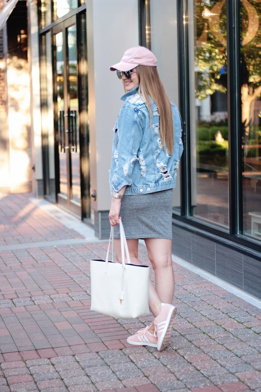 saturday style outfit inspiration rachel puccetti between two coasts